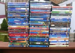 99 Disney Dvd Movie Collection Pixar Cars Frozen Lion King Cinderella And More