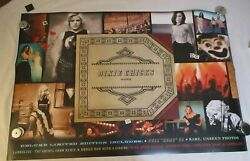 Dixie Chicks 24x36 Home Columbia 2002 Promo Poster Record Store Display Country