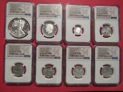2016 Limited Edition Proof Set All Pf 70 Uc By Ngc W/ogp