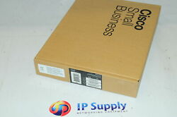 Brand New Cisco Spa508g 8-line Unified Voip Ip Phone Poe 6mthwty Taxinv
