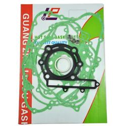 Engine Head Cover Topandend Gasket Set For Kawasaki Klr250 85-95 Motorcycle Parts