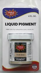 Beige Pigment For Gelcoats And Epoxies 4 Oz