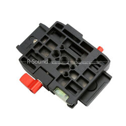P200 Tripod Gimbal Quick Release Plate Base Plate Clamp Quick Release Plate