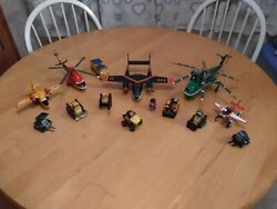 Disney Planes Ultimate Fire And Rescue Gift Set, Extremely Rare 14 Pieces143