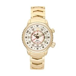 The Abingdon Co Elise El-cgol Mother-of-pearl Dial Womenand039s 33-mm Quartz Watch