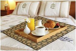 Dream Care Printed Waterproof And Oilproof Bed Server Or Food Mat-7ft