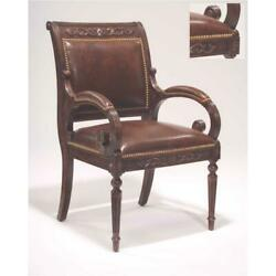 Hooker Randers Decorator/accent/dining/office/arm Chair Free S/h Most Usa