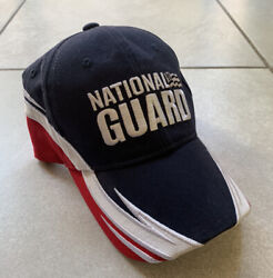 Us Army National Guard Ball Cap One Size Hat