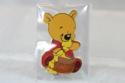 B5 Disney Auctions Le 250 Pin Winnie The Pooh Baby With Hunny Honey Pot