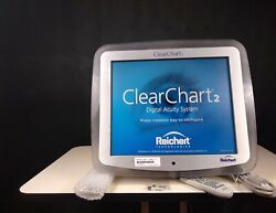 Reichert Clearchart 2 Digital Acuity System-eye Chart And Accessories Optometry