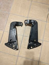 2001 Mercury 200hp Transom Brackets / Port And Starboard Side 2