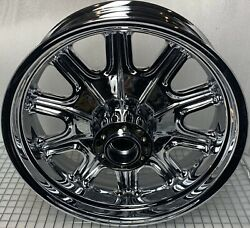 Indian Chieftain Chrome Oem Wheel 2014 -20 Front Mag Rim 16x3.5 Outright