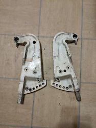 1997 Johnson Evinrude 90hp Stern Brackets, Port And Starboard Side 1
