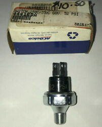Nos Acdelco 8648066 Switch 250c/350c 52 Psi Free Shipping