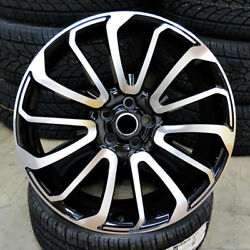 24andrdquo Wheels Rims For Range Rover Vogue Sport Hse Supercharged 24x10 5x120