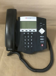Lot Of 21 Polycom Soundpoint Ip450 1849c-spiphd