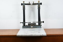 Antique Var Truing Stand 12-29 Wheels Motorcycles Bicycles Harley Vintage