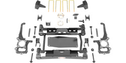 Rancho Suspension System For 15-19 Ford F-150 Series 4wd 4.5in Front