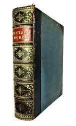 The Pilgrim's Progress And Other Works Of John Bunyan 1866 Hc Offor Cheever