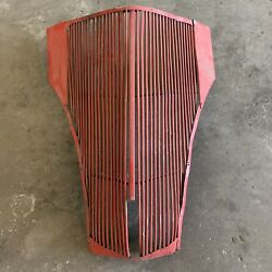 1936 Ford Grill Car Grille Coupe Hotrod Ratrod