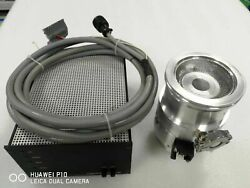 Leybold Turbovac 151 Turbo Pump And Nt151/361 Controller And Cable, W/warranty