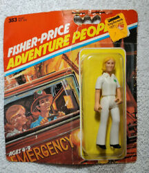 Fisher Price Adventure People 1979 Number 383 Unopened Package Toy