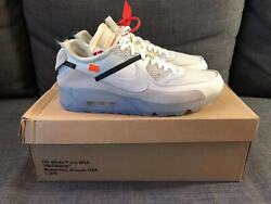 Nike Air Max 90 Off-white The Ten Size Us12