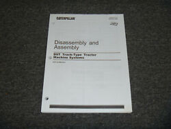 Caterpillar D9t Track Type Tractor Machine Assembly Service Repair Manual Rjs1-