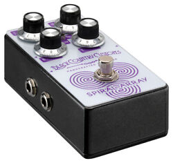 Laney Black Country Customs Spiral Array Chorus Triple Mode Effects Guitar Pedal