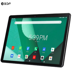 Tablet Pc 10.1 Inch Android 9.0 Tablets Octa Core Google Play 3g 4g Lte Phone