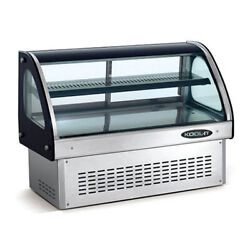 Kool-it Kcd-48 47 Full Service Countertop Refrigerated Deli Display Case