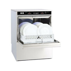 Jet-tech F-18dp 23 Undercounter Dishwasher High Temp With Booster 24 Racks/ho