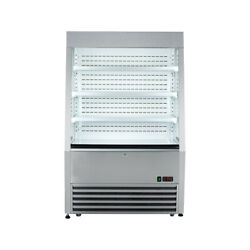 Kool-it Kom-36 Ss 36 Self-serve Refrigerated Display Case Self-contained