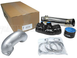 Prl Titanium Street 80mm Turbo Inlet Pipes For 17-21 Civic Type-r Fk8 Instock