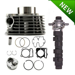 Hot Cams Stage 2 Camshaft And Cam Cylinder Piston Kit For Honda Trx400ex 1999-2008