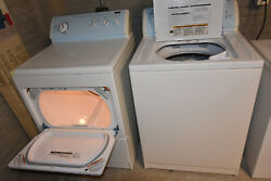 Kenmore Branded Whirlpool Washer And Dryer Set Nos New Extra Large Capacity