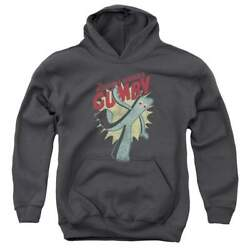 Gumby Bendable Youth Hoodie Ages 8-12