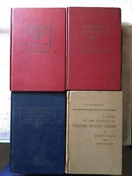 Red Book 1963, 1970, 1966, Guide Handbook Us Coins Yeoman Brown Dunn Vintage
