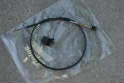 Nos 1969 -70 Mustang Boss 302,1970 Shelby C9zz-9700-c Shakespeare Choke Cable