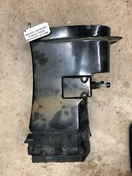 Mercury Outboard 50hp Driveshaft Housing 821841t7 Freshwater Cleaned And Ready