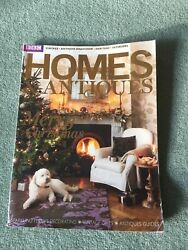 Homes And Antique Magazine December 2010