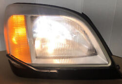 🚘 97-99 Mercedes W140 Cl500 Coupe S600 Right Headlight Lamp Xenon Assembly Oem