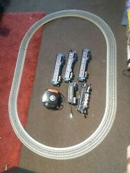 Lionel 6-31960 Polar Express Train Set Discontinued Christmas Train Incomplete ,