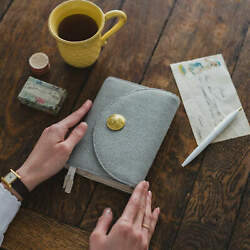 Hobonichi Techo Search amp; Collect A6 Size Cover Only AU $89.96