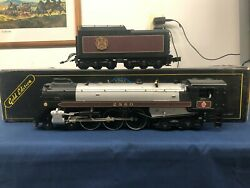 Weaver Brass Canadian Pacific 4-6-4 Royal Hudson Steam Engine 2860