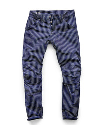G-star Jeans Elwood X25 And0395622 3d Tapered Cojand039 Wabash Stripe Lucas Canvas W30 L32