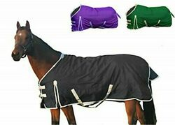 Derby Originals Deluxe 600d Nylon Turnout Winter Blanket Horse And 80-8003bk 69