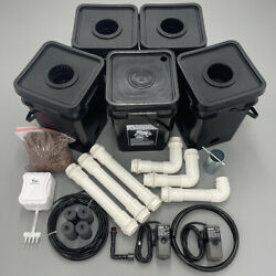 Recirculating Deep Water Culture Rdwc Hydroponic Grow Kit System