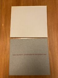 Vija Celmins Signed 1st Edition And039the Night Skyand039 - Limited Edition Of 480 2001