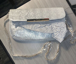 Dune LONDON Evening Crossbody Bag NWT imported size 11in W 6.5in H Sold out $29.99